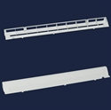 Whirlpool Vent Grille Wht  Microwave Part # 8206390
