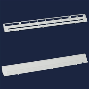 Whirlpool Vent Grille Wht Microwave Part 8206390