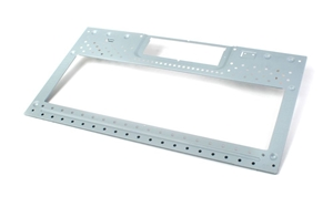 Whirlpool Microwave Cabinet Mounting Plate Part 4393711