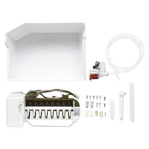 Whirlpool Refrigerator Ice Maker Kit Assembly Part