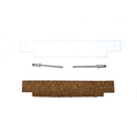 Dryer Front Glide Kit for Whirlpool Part # 306508