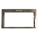 Whirlpool Microwave Door Outer Frame (Stainless) W10688550