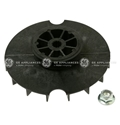 GE Washer 1/3 HP Motor Pulley & Nut WH03X32218